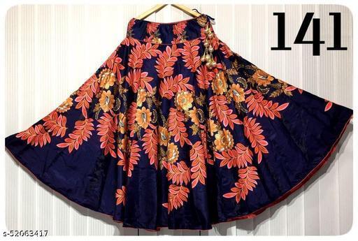 Banita Drishya Women Ethnic Skirts