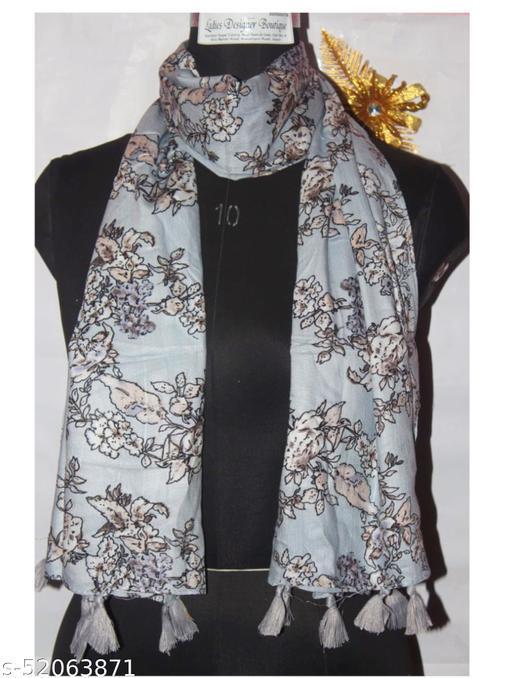 Versatile Stylish Women Scarves, Stoles & Gloves