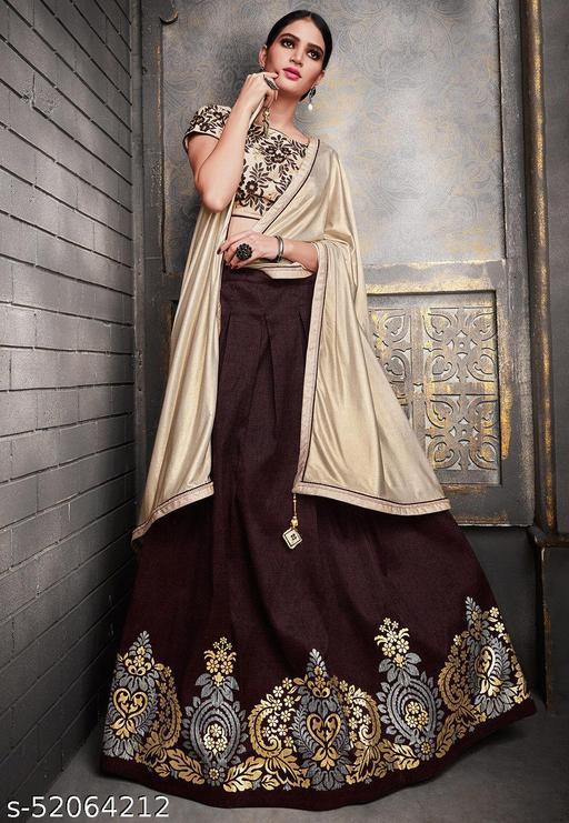 Yashvi Bollywood Style Lehenga Choli for women's Designer Lehenga for Bridal , latest Embroidred choli
