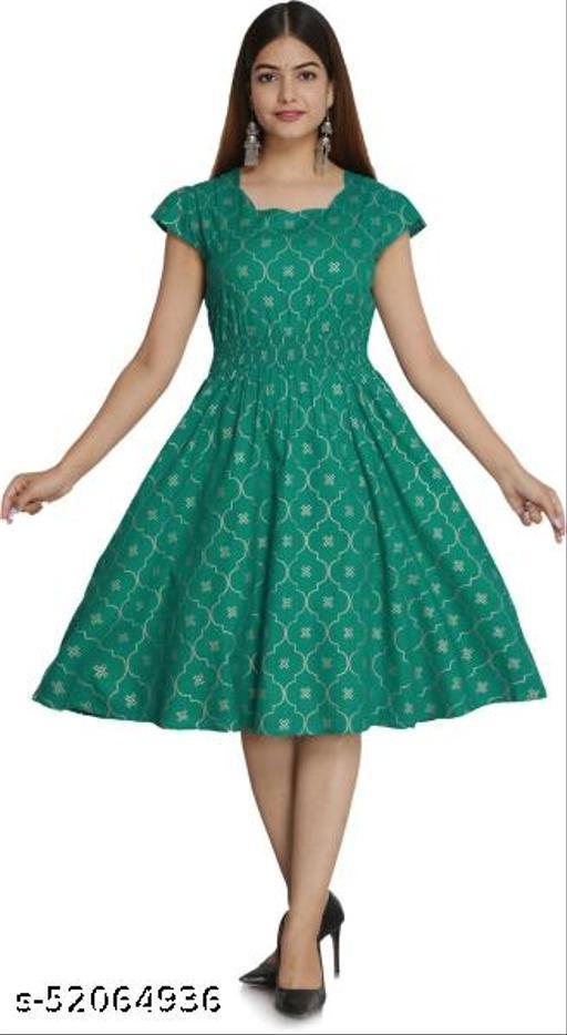 Trendy Graceful Dresses