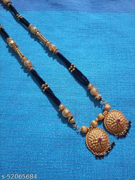 Shimmering Chunky Mangalsutras