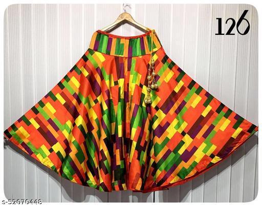 Charvi Attractive Women Ethnic Skirts