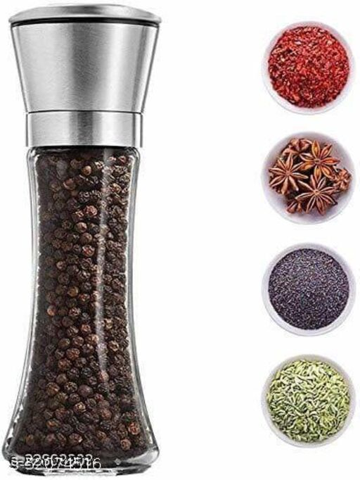 Designer Salt & Pepper Shakers