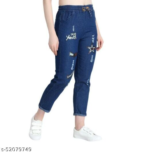 Urbane Feminine Women Jeans