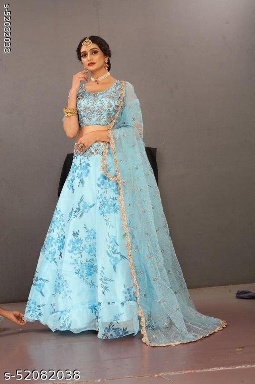 Trendy Lahnga Choli For Women