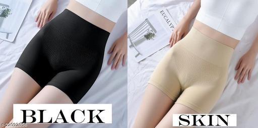 WOMEN'S Cotton Lycra Tummy Tucker Shapewear ( Pack of 2)