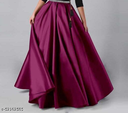 Aakarsha Superior Women Ethnic Skirts