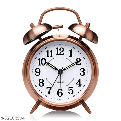 Gorgeous Alarm Clocks