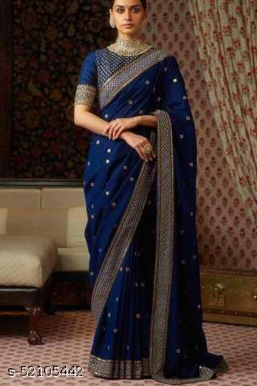 New Heavy Silk Saree