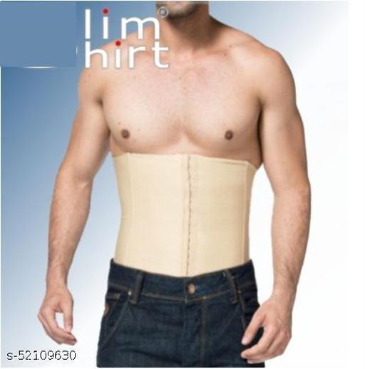 Men's Shapewear No Rolling Down Tummy Control Waist Belt