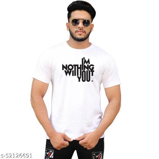 Classic Elegant Men Tshirts