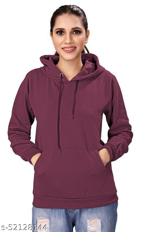 Comfy Glamorous Women Sweatshirts