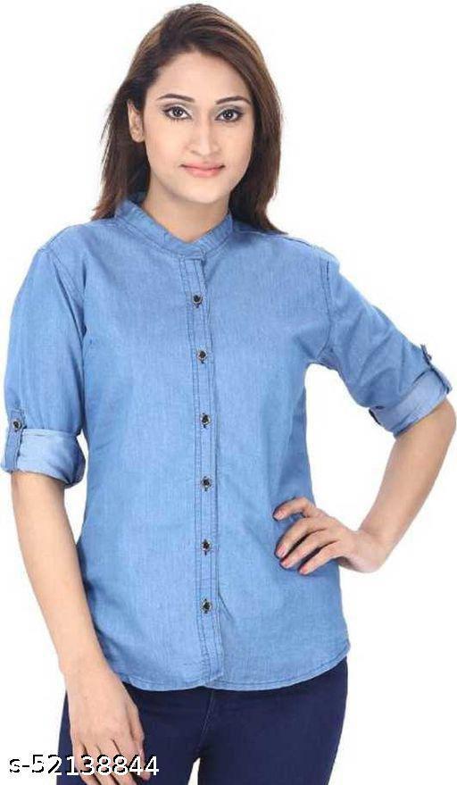 Urbane Partywear Women Shirts