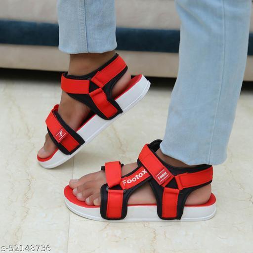Footox Men's Tranding Sandal