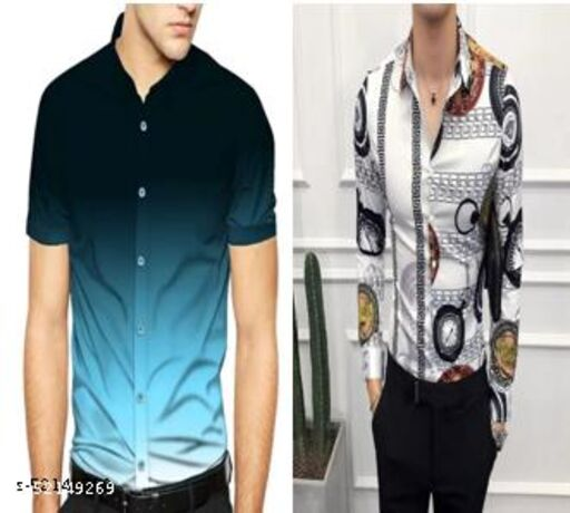 Stylish Retro Men Shirts