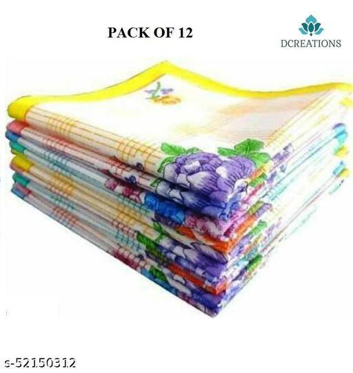 Versatile Women Handkerchiefs