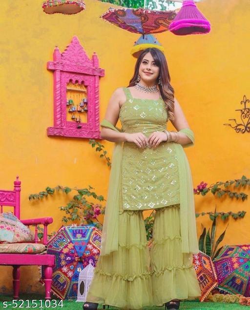 Kashvi Sensational Women Dupatta Sets