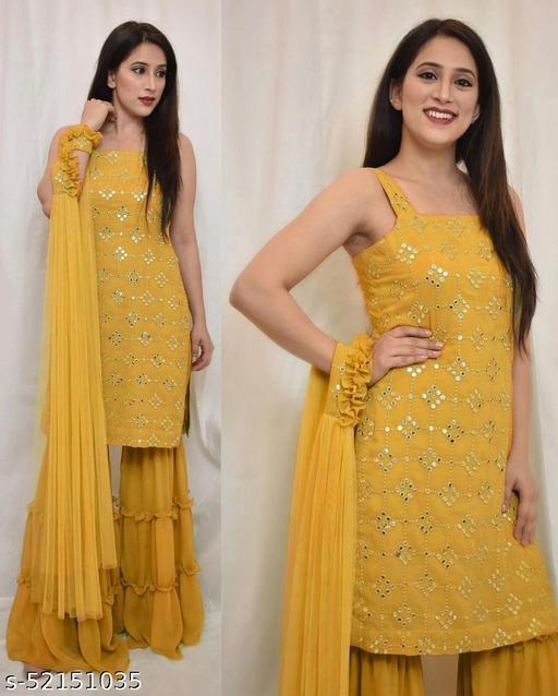 Aakarsha Voguish Women Dupatta Sets