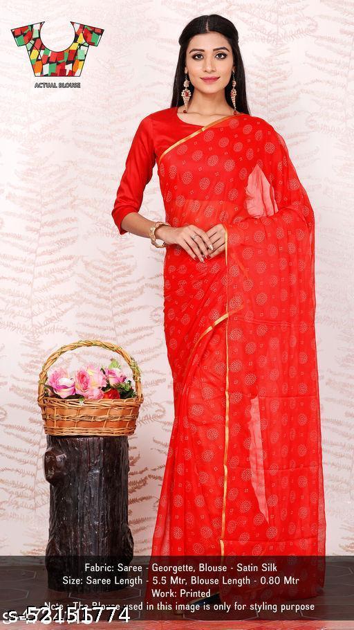 PD Fashion Maroon color nazneen Saree with satin Silk blouse