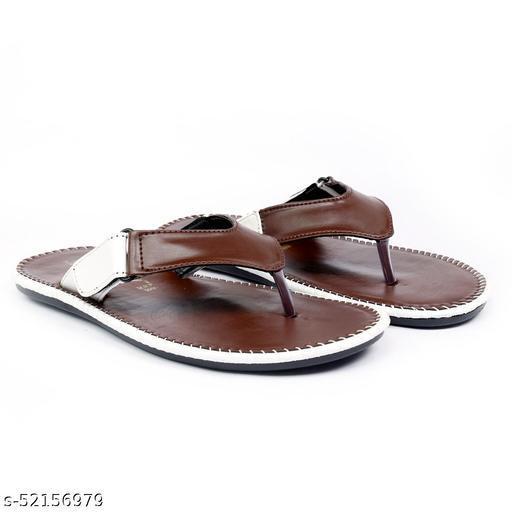 Aadab Graceful Men Flip Flops