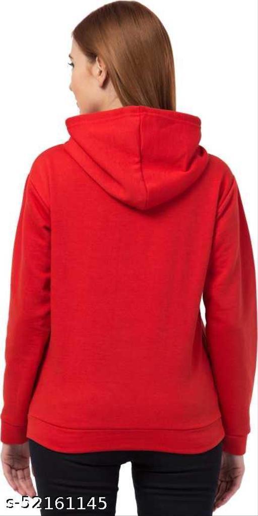 Akaas Women's Fleece Hooded Cat Sweatshirt