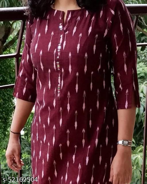 Adrika Drishya Kurtis