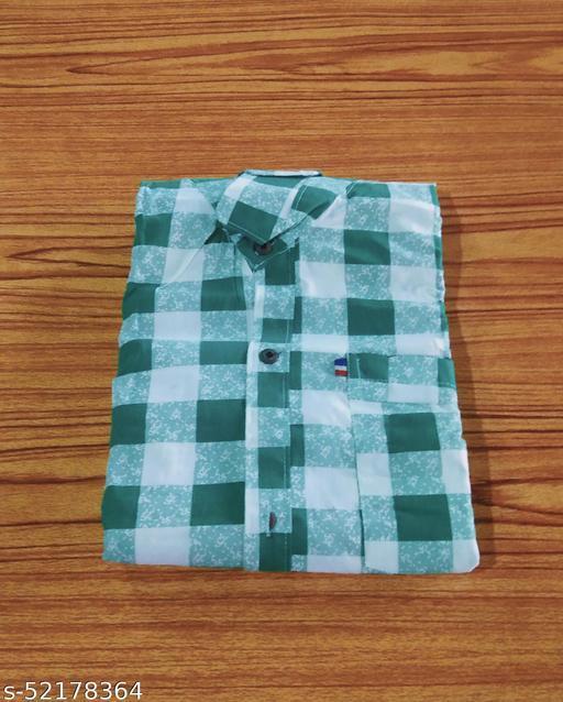 Classic Elegant Men Shirt Fabric