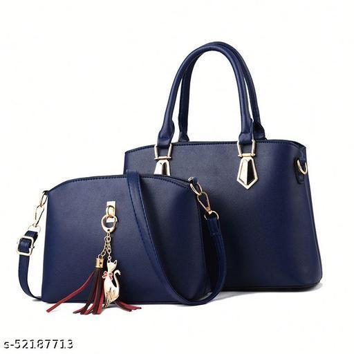 New Trendy Women Handbag With Sling Bag
