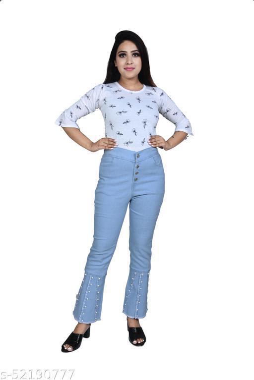 Pretty Designer Women Jeans
