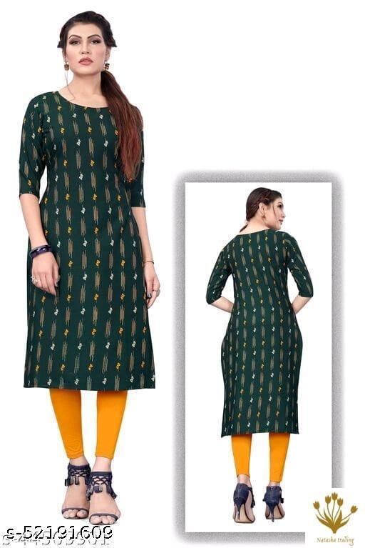 Aagam Alluring Women Kurta Sets