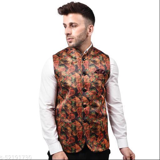 Ethnic Men Ethnic Jackets