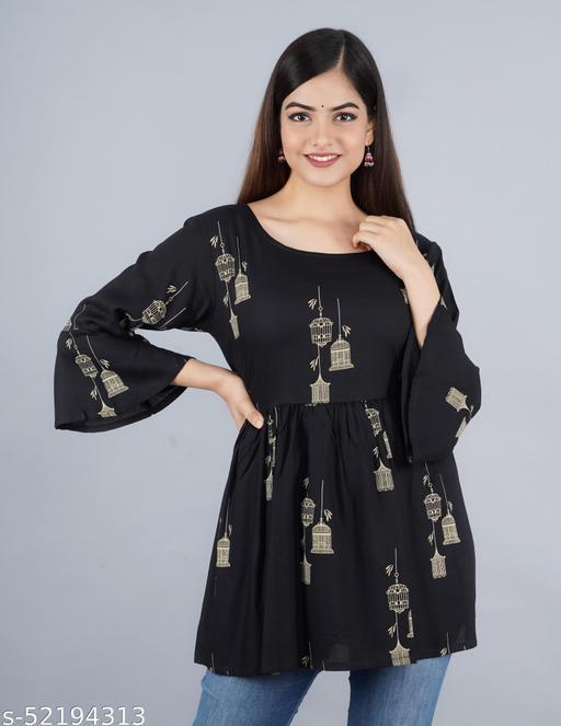 Aishani Alluring Tops & Tunic