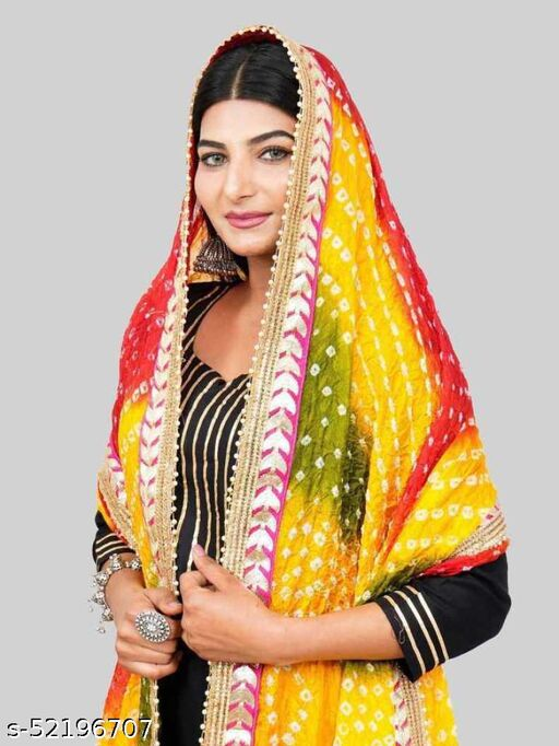 Versatile Attractive Women Dupattas