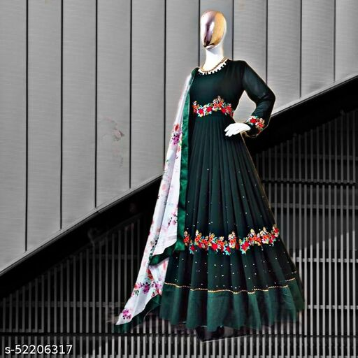 Aadhya Designer Wedding Wear Gown
