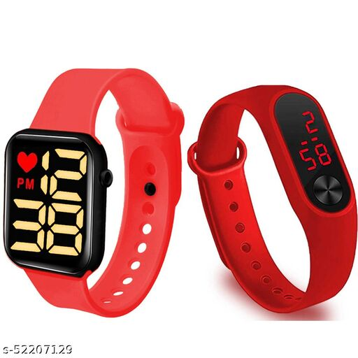 Colorful Women Smart watches
