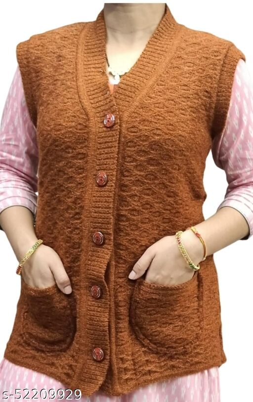 Pretty Fashionista Women Sweaters