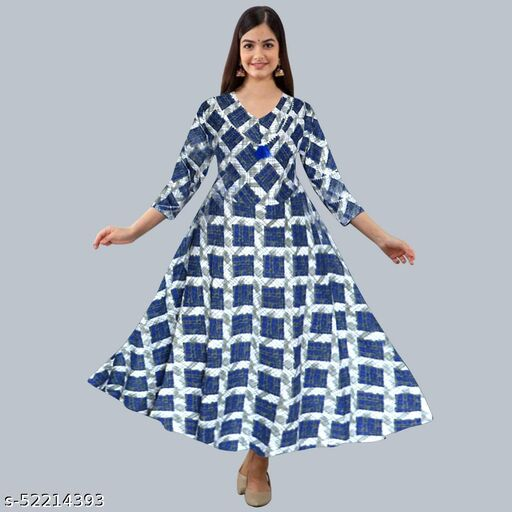 Women Cotton Kurti Full Sleev