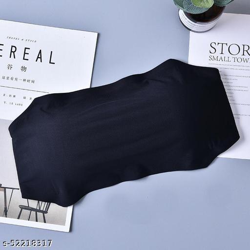 Women's half sleeve sexy soft Lightly Padded Wire Free Bra