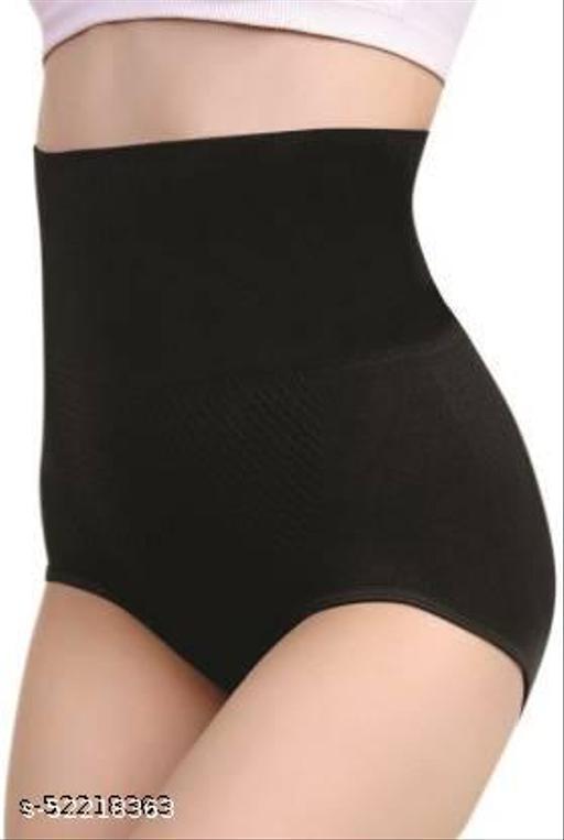 Women's Shapewear Grip Wire No Rolling Down Tummy Tucker