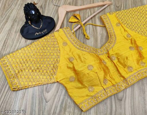 Readymade Blouse Latest Style