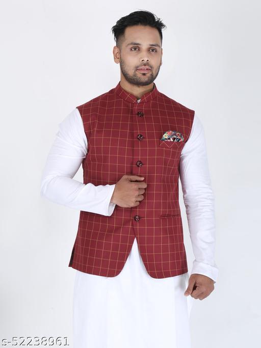Essential Men Ethnic Jackets