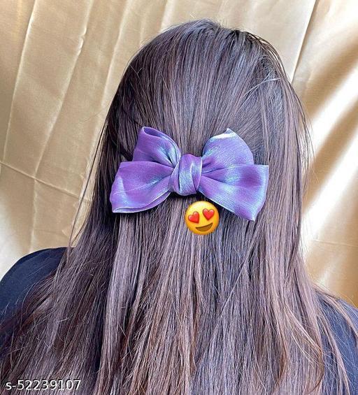 Feminine Colorful Women Hair Accessories