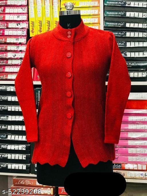 Trendy Glamorous Women Sweaters