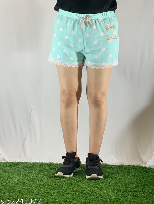Casual Fashionista Women Shorts
