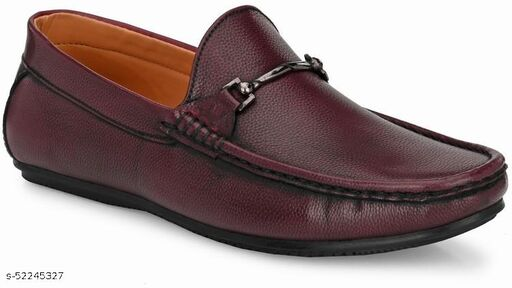 Peclo Cherry Loafer Shoe for Mens Loafers For Men(1064)