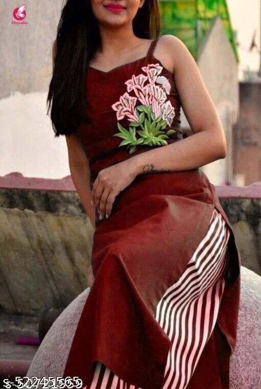 Adrika Refined Women Kurta Sets