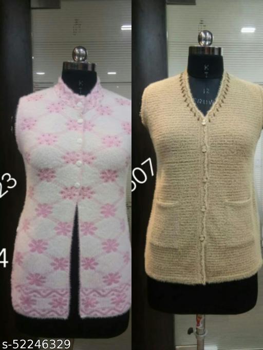 Classic Latest Women Sweaters
