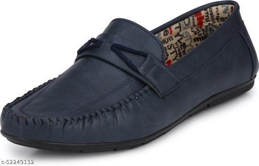 Peclo Bluec Loafer Shoes For Men(9918)