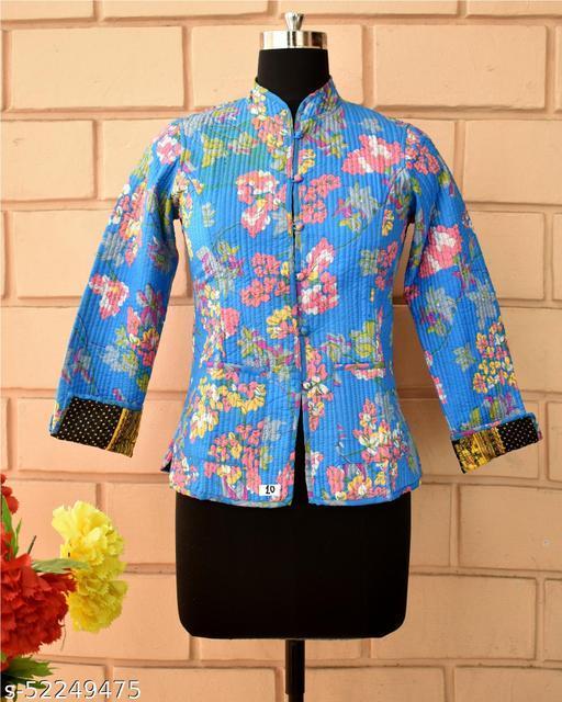 Trendy Modern Women Ethnic Jackets