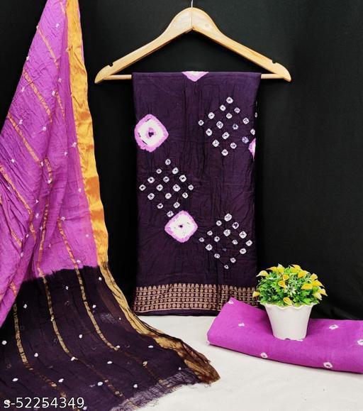 Charvi Alluring Salwar Suits & Dress Materials